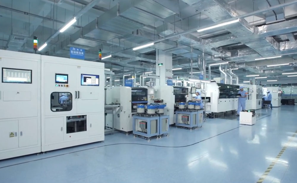 Inovance Suzhou Factory Video